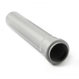 Труба канализационная ПОЛИТЕК 50 - 1.8, L - 1000 мм купить в Белгороде