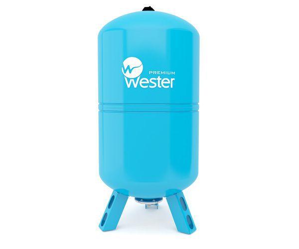 Гидроаккумулятор для водоснабжения Wester WAV - 150 купить в Белгороде