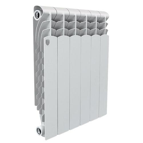 Алюминиевый радиатор Royal Termo REVOLUTION 500/80 купить в Белгороде