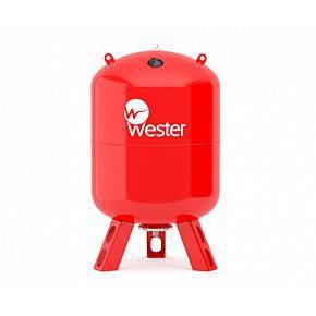 Бак для отопления расширительный WESTER WRV 100 купить в Белгороде