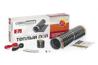 Пленочный теплый пол CALEO PLATINUM 50/230 Вт/м2, 1 м2 купить в Белгороде