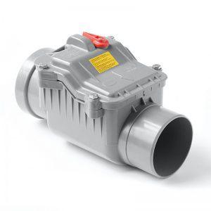 Обратный клапан канализационный ПОЛИТРОН 110 купить в Белгороде