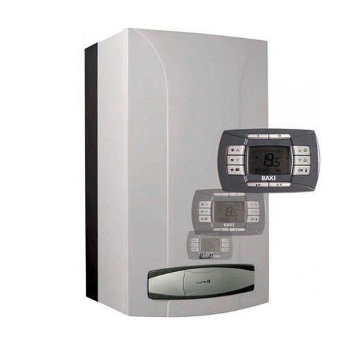 Котел газовый BAXI LUNA-3 Comfort 240 Fi выносная панель купить в Белгороде