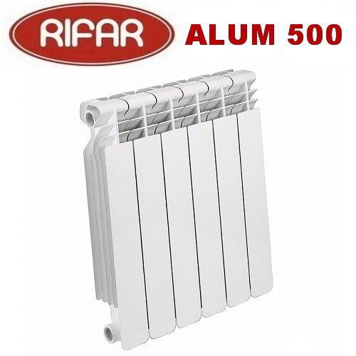Алюминиевый радиатор RIFAR Alum 350/90 купить в Белгороде