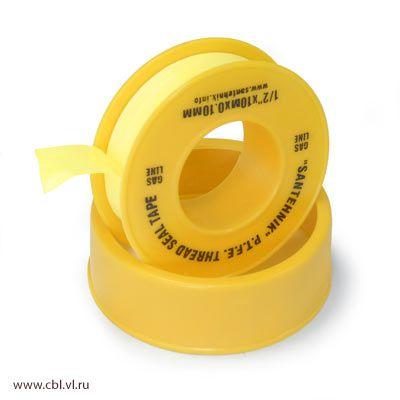 Лента фум для газа ФЛЕКС 12мм купить в Белгороде