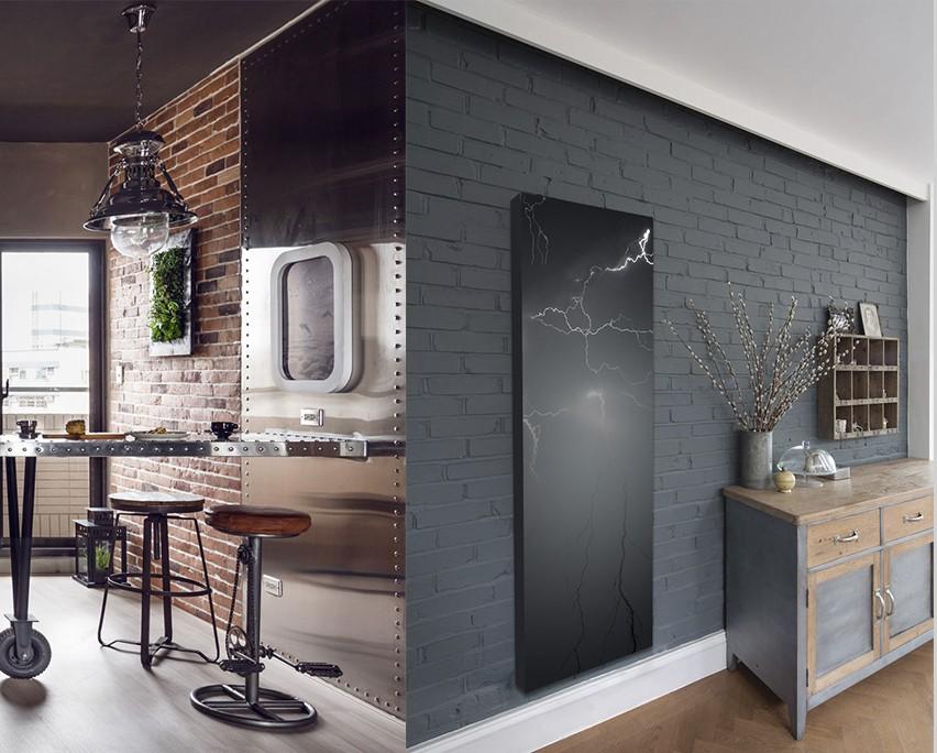 Дизайн-радиатор J&A Color купить в Белгороде