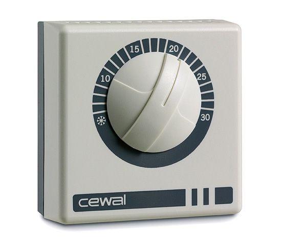 Комнатный термостат CEWAL RQ10 купить в Белгороде