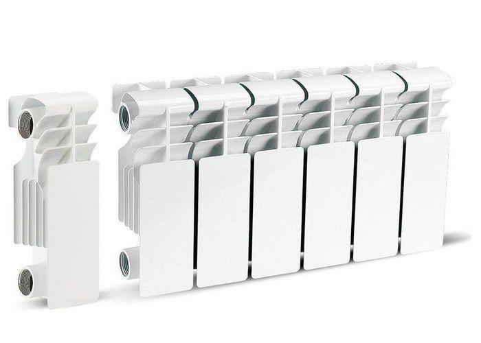 Алюминиевый радиатор Lammin ECO 200 / 100 купить в Белгороде