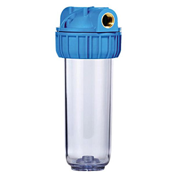 Фильтр колба прозрачная Kristal Aquatechnica 10 T/ECO 1/2 купить в Белгороде