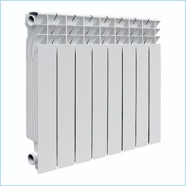 Алюминиевый радиатор 500 / 96 купить в Белгороде
